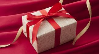 Бумажная упаковка: как оформить подарок