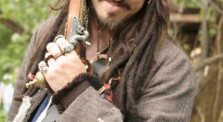 Как сделать шляпу пирата
