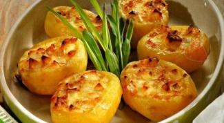 Как приготовить картофель в духовке
