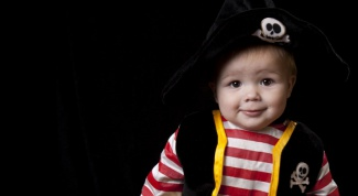 Как сделать детский костюм