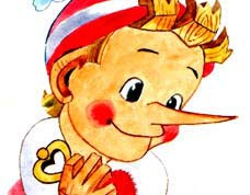 How to make Pinocchio's nose