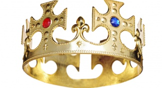 How to make the crown of the king