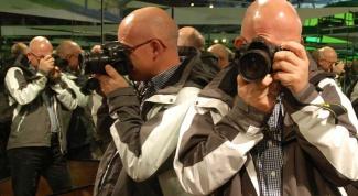 Как фотографировать зеркальным фотоаппаратами