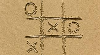 Как выигрывать в крестики-нолики