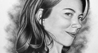 Как рисовать портрет карандашом