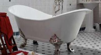 Как выбрать смеситель в ванну