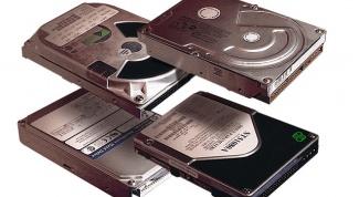 Как поменять жесткие диски