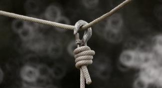 Как вязать морские узлы