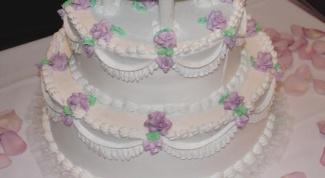 Как украсить мастикой торт
