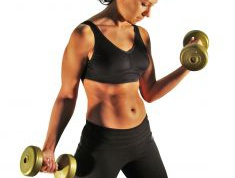 How to build muscle dumbbells