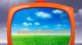 Как смотреть интернет-телевидение