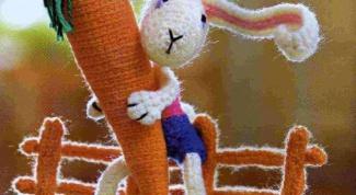 Как связать зайцев крючком