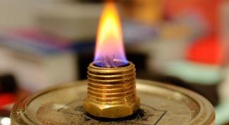 Как сделать горелку