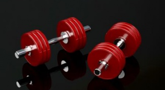 How to make dumbbells