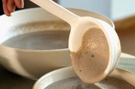 Как приготовить суп с шампиньонами