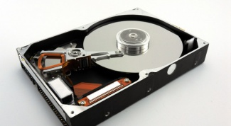 Как разделить жесткий диск