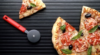 Как готовить домашнюю пиццу