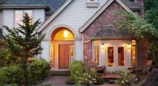Как расположить дом