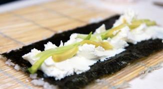 Как готовить рис на роллы