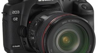 Как выбрать зеркальные фотоаппараты