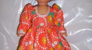 Как сшить кукле одежду