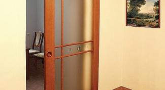 Как установить дверь-купе