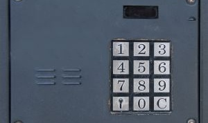 How to make a key to the intercom
