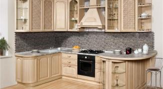 Как положить плитку на кухне