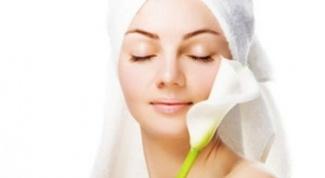 Как убрать красноту лица