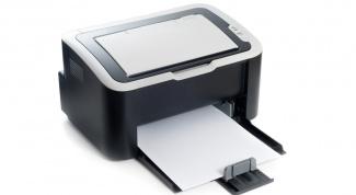 Как настроить сетевой принтер