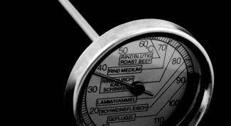 Как подключить датчик температуры
