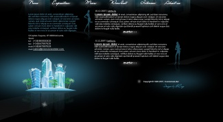 Как изменить дизайн сайта