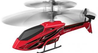 Как сделать вертолёт на радиоуправлении