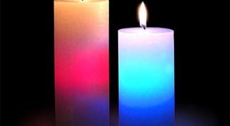 Как сделать свечку