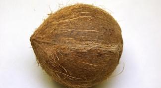 Как чистить кокос