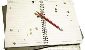 Как оформить дневник