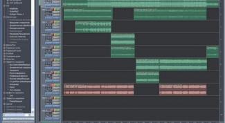 Как наложить музыку на музыку