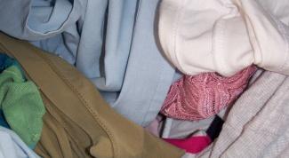 Как избавиться от запаха на одежде