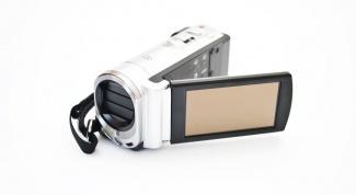 Как выбирать цифровую видеокамеру