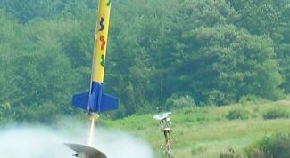 Как сделать ракету в домашних условиях