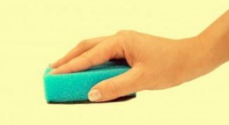Как очистить монтажную пену