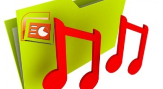 How to add music to a presentation