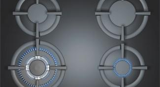 Как выбрать газовую панель