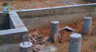Как строить фундамент