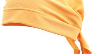 How to tie bandanas