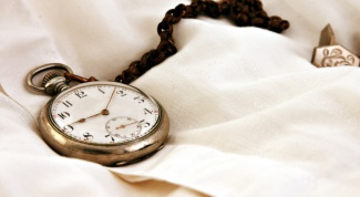 Как носить часы
