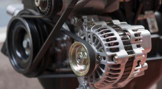 Как поменять ремень генератора