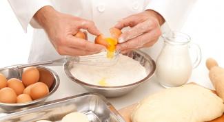 Как сделать тесто на пирог