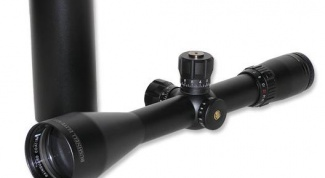 How to adjust the telescopic sight