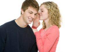 Как дать понять парню, что он тебе нравится